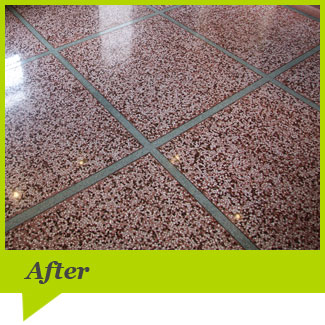Terrazzo Floor Cleaning Northern Ireland